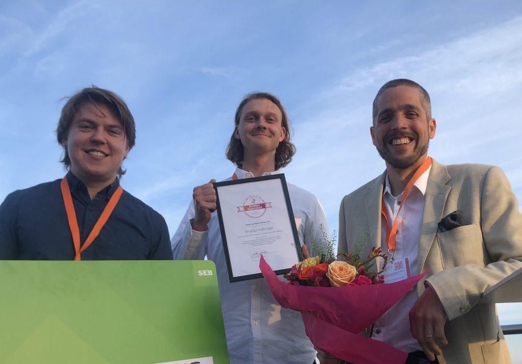 Arboreal vinnare i Venture Cup