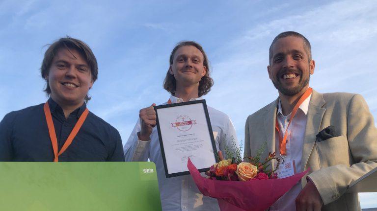Arboreal vann regionfinal i Venture Cup