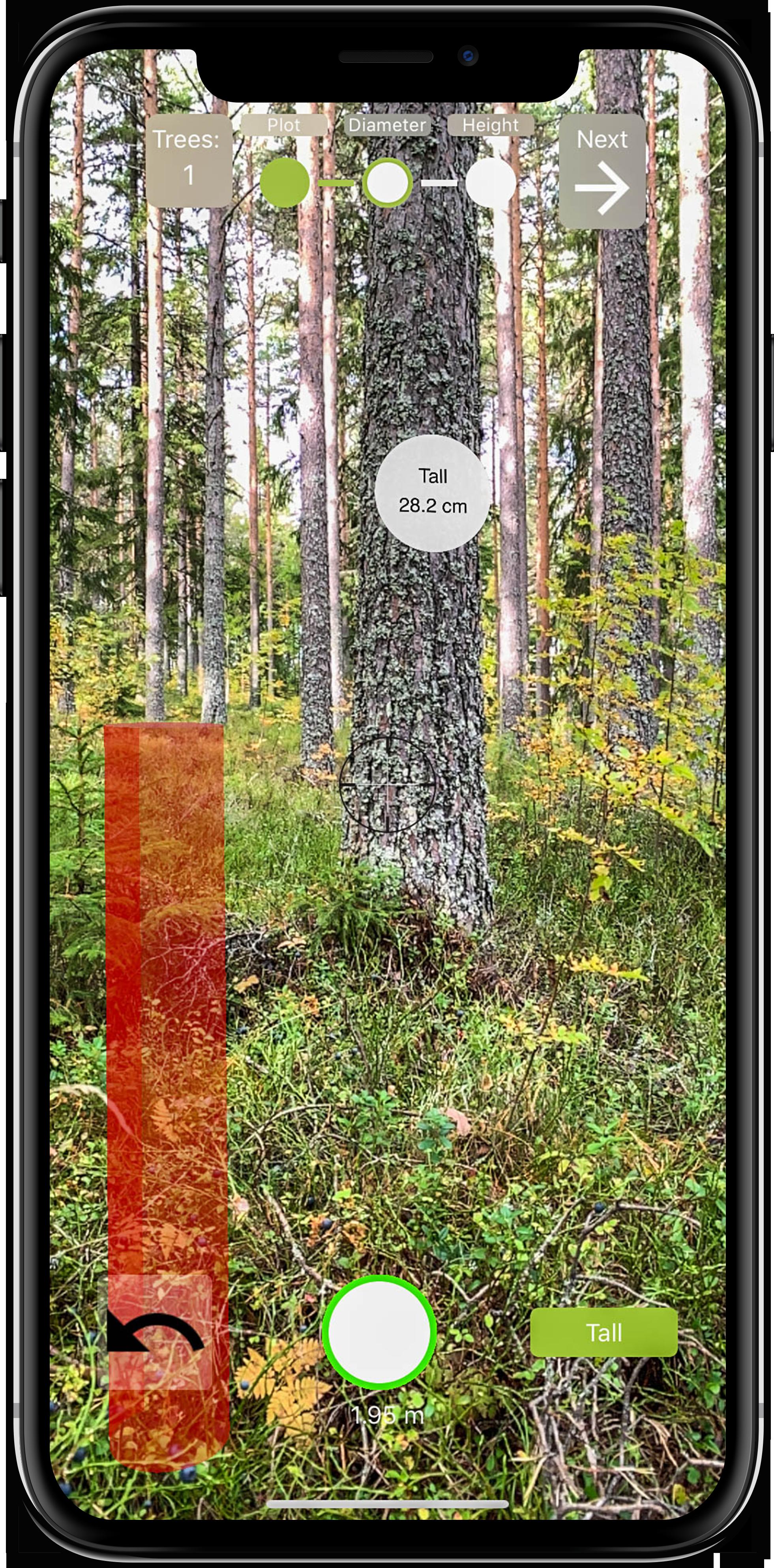 Arboreal Skog screenshot